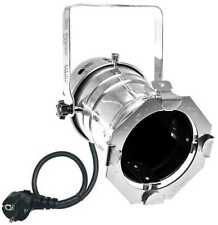 PAR-30 Spot Silber mit E27 Fassung und Kabel PAR 30 Scheinwerfer Spotlight NEU