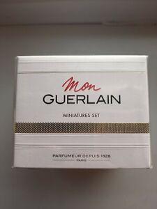 Mon Guerlain Miniatures Women's Gift Set 4 x 5ml