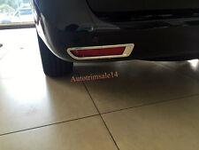ABS Chrome Rear Tail Fog Light Lamp Cover Trim for Mercedes-Benz Metris 14-16