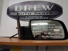 Door Mirror CHEVY BLAZER S10 GMC JIMMY S15 Right 90 91 92 93 94 SIDE RH