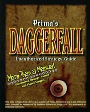 Daggerfall : Unauthorized Strategy Guide by Edward Carmien (1996, Paperback)