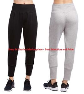 Ladies' JOCKEY JOGGER Activewear Pant Super Soft Tapered Leg, Pick Color & Size