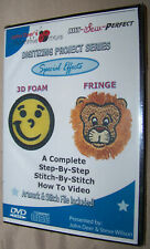 Adorable Ideas John Deer's Digitizing Special Effects 3D Foam & Fringe Dvd & Cd