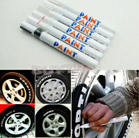 Permanent Waterproof Car Tyre Tire Metal Marker Paint Pen Quick-drying  MWUK