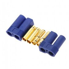 5 Pairs EC5 Device Connector Plug for RC Helicopter Lipo Battery ESC Motor UK