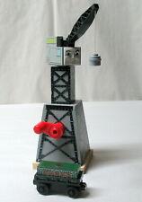 Thomas & Friends, Wooden, CRANKY + CARGO CAR & MAGNETIC FREIGHT, 2001, EUC