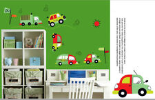 New Transport LARGE Removable Wall Decor Vinyl Decal Sticker Nursery Art Kids