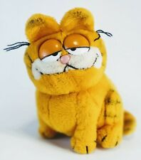 Vintage Garfield Plush Dakin 1981 Limited Edition 10th Anniversary Rare