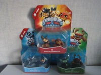 Skylanders Trap Team Minis (3-SET's) - New