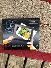 New In Box Kodak 6x8 Easy ShareD725E Digital Frame