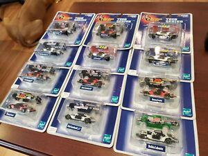 Lot of 12 Dale Earnhardt/ Jeff Gordon/ Jr. Tech Series 1:64 Winners Circle