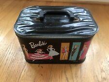 Vintage Barbie Original Train Case