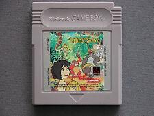 1994 Vintage NINTENDO GAME BOY LIBRO DE LA SELVA - DMG-J7-ESP game juego
