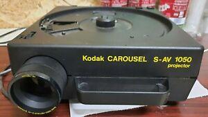 KODAK PROIETTORE DIAPOSITIVE CAROUSELL S-AV 1050