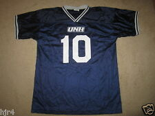 University of New Hampshire #10 Football Jersey M Medium mens