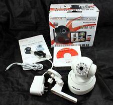 Foscam White FI9818W 720P HD Wireless/Wired Pan & Tilt IP/Network IP Camera