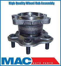 REAR Wheel Bearing Hub Assembly With 4 Wheel ABS Brakes fits 02-06 Nissan Altima