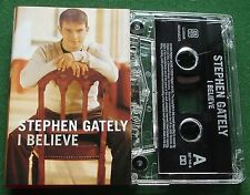 Stephen Gately I Believe Theme from Billy Elliot Cassette Tape Single - TESTED