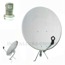 "30"" INCH SATELLITE TV DISH FTA ANTENNA MOUNT SINGLE KU BAND LNB"