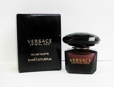 Versace Crystal Noir EDT 5ml .17oz Mini