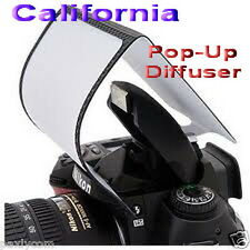 Pop up Flash Diffuser for Canon EOS 550D 500D 450D XTi
