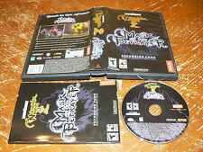 Neverwinter Nights 2 Mask Of The Betrayer Expansion PC DVD-ROM 2007 Atari WinXP