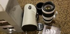 Canon CANON EF100-400mm F4.5-5.6L IS II Mint