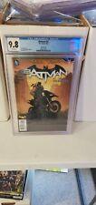 Batman Vol 2 Comic #32 (DC, 2014, Tony Moore 1:25 Incentive Variant CGC 9.8