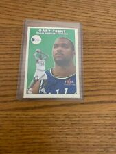 2000-01 Fleer Tradition Gary Trent #150 Autographed