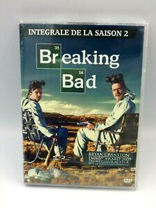 DVD Video Breaking Bad Integral de La Season 2 Box 4 DVD New Sub Scello