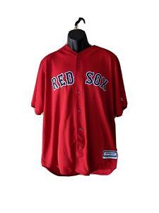 Boston Red Sox Cool Base Alternate Jersey