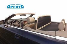 Audi A4 Windschott | 2002 - 2009 | BEIGE | Cabrio | Windstop | Deflector | Filet