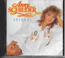 ANNY SCHILDER - Spiegel CD Album 13TR Holland 1993 (CNR) BZN