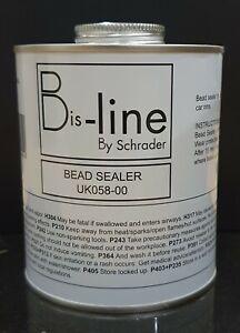 Tyre Bead Sealer SCHRADER Thick Seals Alloy Wheels & Rusty Rim Beads UK SELLER