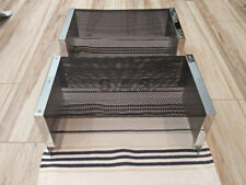 TUBE CAGES - FOR VTL/MANLEY MONO VACUUM TUBE POWER AMPLIFIERS PAIR - PRISTINE!