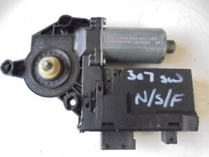 PEUGEOT 307 SW 2005 N/S WINDOW MOTOR ELECTRIC (FRONT PASSENGER SIDE)