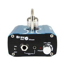 Bravo Audio Ocean Mini Valve Class A 12AU7 Tube Headphone Amplifier