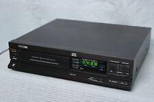 Philips CD-371 CD-Player  + BA + Kabel