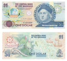 BAHAMAS - $1 Dollar Banknote - P.50a - UNC.
