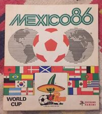 Panini Mexico 86 Sticker Album. 100% Complete. World Cup 1986. Super Condition.