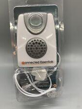 Connected Essentials Telephone Call Alert CEA-40 Ringer Adjustable Volume