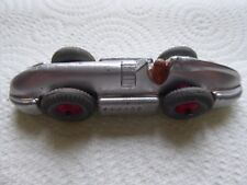 DINKY TOYS 23E - SPEED OF THE WIND - DIECAST RACING CAR - ORIGINAL PAINT - 1950s