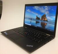 "Ultrabook Lenovo Carbon X1 4.GEN Intel i7 3,4GHz 14""WQHD 2560x1440 SSD WEBCAM"