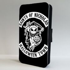 Nightmare Before Christmas SOA FLIP PHONE CASE COVER for IPHONE SAMSUNG