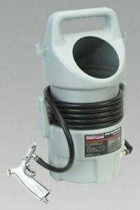 Sealey SB993 Sand/Grit Shot Blasting Kit 22kg Capacity Compact/Portable H/Duty