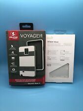 Pelican Progear Voyager Case for Samsung Galaxy Note 4 W/holster - White