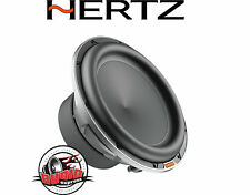 Hertz Mp 250 D4.3 Mille Pro Subwoofer 250mm 4+4 Ohm High Fin 1200Watt