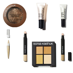 Sonia Kashuk Makeup - Concealers Bronzers Primer Light and Medium Choose Yours