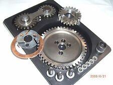 Dual Idler Gear Drive Set Small Block Chevy Noisy 327 350 383 400 350n