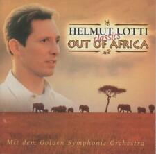Helmut Lotti classics - Out of Africa CD ( 17 Track )